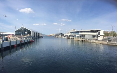 Hobart -Hobart Waterfront